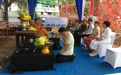 Safety Praying Ceremony Permanent Mission of Thailand to ASEAN