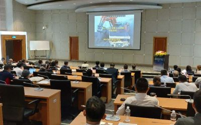 Obayashi Employee Gives Online Lecture from Japan for Seminar in Taiwan