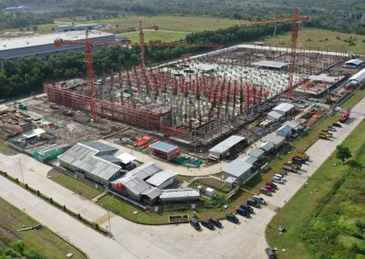 PT. Glico Manufacturing Indonesia G Project New Factory