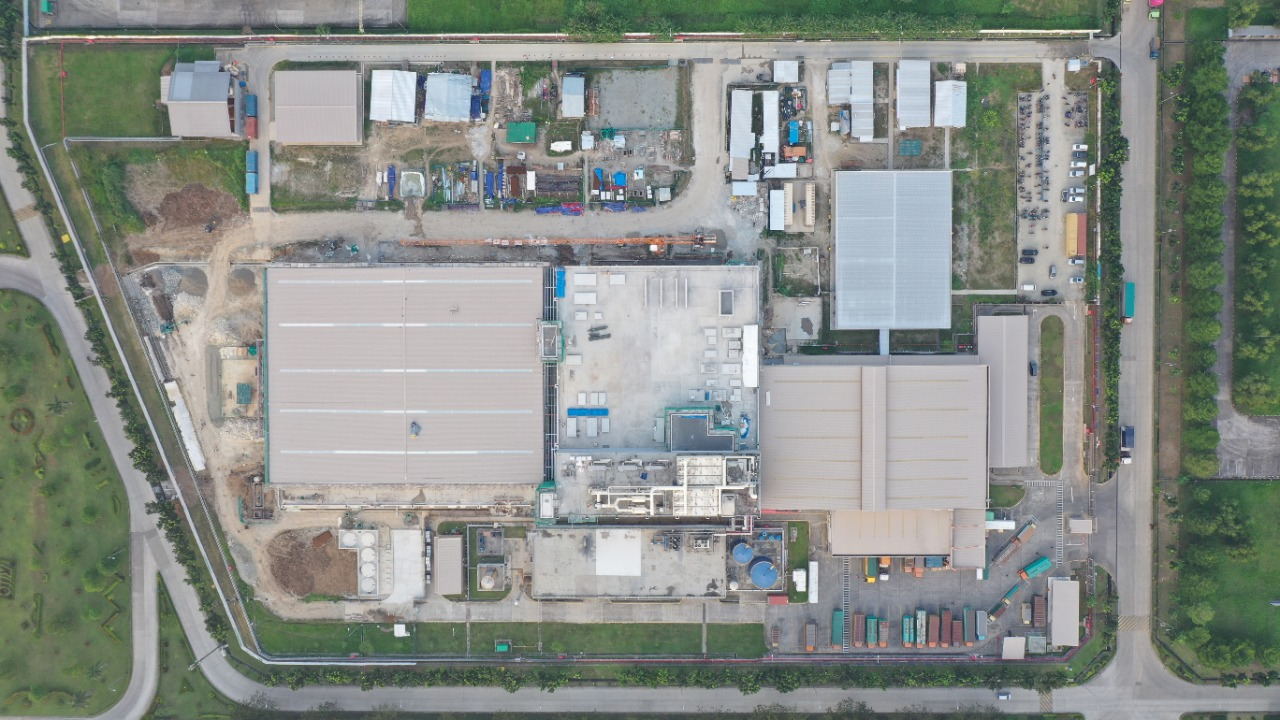 IFF DRONE VIEW